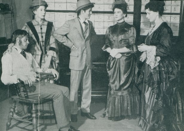 "Spalding Grammar School Play ""Hobson's Choice"" 1961"